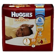 Huggies Little Snugglers Size 1 20 Count