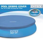 Intex puhafalú medence takaró fólia 305cm átmérőre 28021