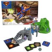 Mattel Year 2005 Superman Returns Series Board Game - KRYPTONITE CRISIS with 4 Superman Pieces