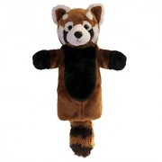The Puppet Company - Long-Sleeved Glove Puppets - Red Panda