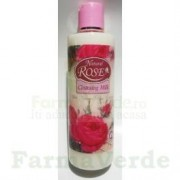 Lapte demachiant cu extract de trandafir 250ml BGA8 Natural Rose