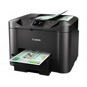 Canon MAXIFY MB5450 Multifunctionele inkjetprinter Printen, Scannen, Kopiëren, Faxen LAN, WiFi, Duplex, Duplex-ADF