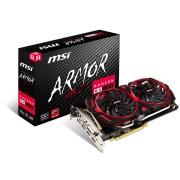 MSI Radoen RX 580 ARMOR MKII 8GB OC