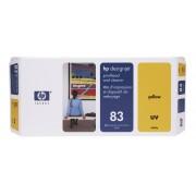 HP Cabeca de Impressao e Limpeza UV (C4963A) Nº83 Amarelo