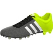 ADIDAS ACE 15.2 FG/AG Football Studs For Men(Black)