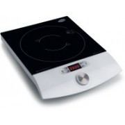 GLEN GL Induction Cooker 3073 Touch Induction Cooktop(White, Jog Dial)