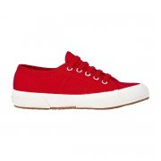 Superga Shoes 2750 Cotu Red Size 3.5