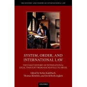 System, Order, and International Law: The Early History of International Legal Thought from Machiavelli to Hegel