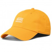 Шапка с козирка VANS - Court Side Hat VN0A31T6SOE1 Cadmium Yellow
