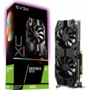 Placa video EVGA GeForce GTX 1660 XC ULTRA GAMING 6GB GDDR5 192-bit