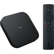 TV SMART плейър Xiaomi Mi TV Box S EU PFJ4086EU, 2GB DDR3, Andoid, Quad-core Cortex-A53 2.0GHz, Черен