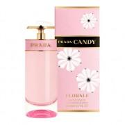 Prada candy florale eau de toilette spray 80 ml