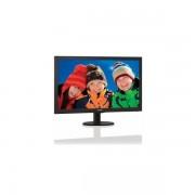 """Philips monitor 27"""" - 273V5LHAB/00 1920x1080, 16:9, 300 cd/m2, 5ms, VGA, DVI, HDMI"""
