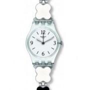 Swatch Ladies Clovercheck Watch