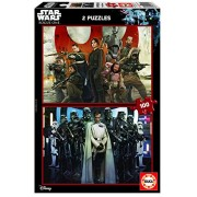 Educa Borrás – 17012. 0 – Star Wars – Rogue One – 2 X 100 Pieces