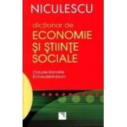 Dictionar de economie si stiinte sociale - Claude-Daniele Echaudemaison