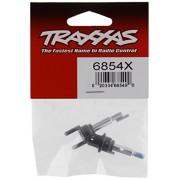 Traxxas 6854X Front Heavy Duty Stub Axles, Stampede 4x4