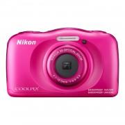 Nikon Coolpix W100 compact camera Roze