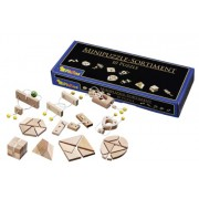 Philos Mini-Puzzle Assortment - 10 Puzzles