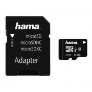 Hama microSDHC 32GB Class 10 UHS-I 80MB/s + Adapter SD