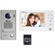 """AIPHONE Kit JOS1V vidéo platine saillie avec moniteur écran 7"""" - touche sensitive AIPHONE - AIPHONE"""