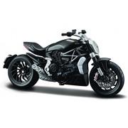 Bburago - 1/18 Ducati X Diavel 5 (2016 - Black)