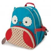 Skip Hop Zoo Pack Owl Blå