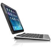 iPad Air 2 ZAGG Slim Book Bluetooth Toetsenbord / Onzichtbare Tas - Zwart