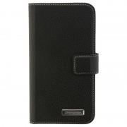 Samsung Galaxy Xcover 4 Commander Elite Book Case - Black