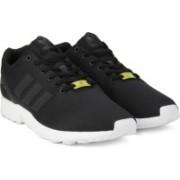 ADIDAS ORIGINALS ZX FLUX Sneakers For Men(Black)