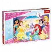 Puzzle Trefl 160 piese Disney Princess