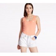 adidas Tank Top Chalk Coral/ White