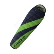 sac de dormit Husky espace -6°C SCURT verde