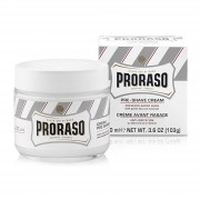 Proraso - White - Pre-Shaving Cream - 100 ml