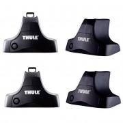 4 Bevestigingen Thule Rapid System 754