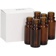 farfalla Leergut Flaschen & Pipetten - 6 Stk Flaschen - Einzeln