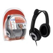 Fone com Microfone Microsoft Lifechat LX-3000 JUG-00004 Acolchoado Usb