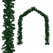 vidaXL Коледен гирлянд, PVC, 10 м