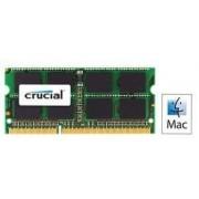 Crucial memorija (RAM) za prijenosno računalo CT8G3S1339MCEU DDR3 (SO-DIMM) 1x 8GB 1333MHz