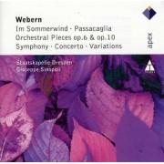A. Webern - Im Sommerwind,.. (0825646839933) (1 CD)