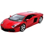 Maisto As Lamborghini Aventador Lp 700 4 Diecast Vehicle (Colors May Vary), Scale 1:24