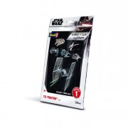 Revell Star Wars TIE Fighter easy click makett 1105