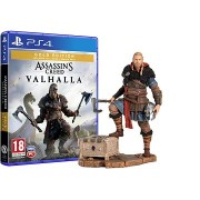 Assassins Creed Valhalla - Gold Edition - PS4 + Eivor figura