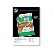 HP Papier photo A4 brillant laser professionnel HP - 100 feuilles - 200 gr - Finition brillante