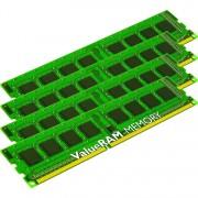 Kingston ValueRAM 32 GB DDR3-1333 Quad-Kit werkgeheugen KVR1333D3N9K4/32G