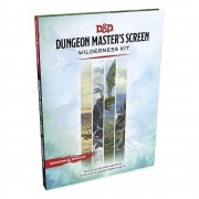 Wizards of the Coast Dungeons & Dragons RPG Dungeon Master's Screen Wilderness Kit english