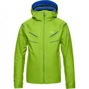 Kjus Boys Jacket Formula DLX lime green