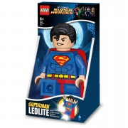 LEGO DC Comics Super Heroes Superman Torch with Batteries and 30 Minute Timer