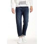 Diesel Waykee Straight Leg Jeans 01-DENIM