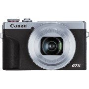 CANON Compact camera PowerShot G7 X Mark III Silver (3638C002AA)